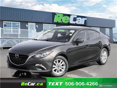 2015 Mazda Mazda3 GS (Stk: 200503A) in Fredericton - Image 1 of 23