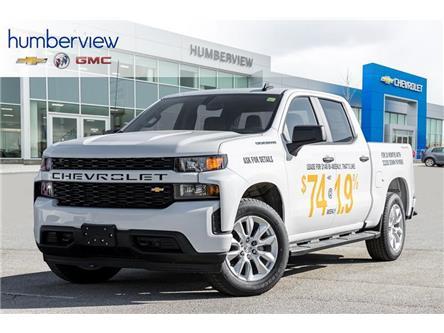 2020 Chevrolet Silverado 1500 Silverado Custom (Stk: 20SL119) in Toronto - Image 1 of 18