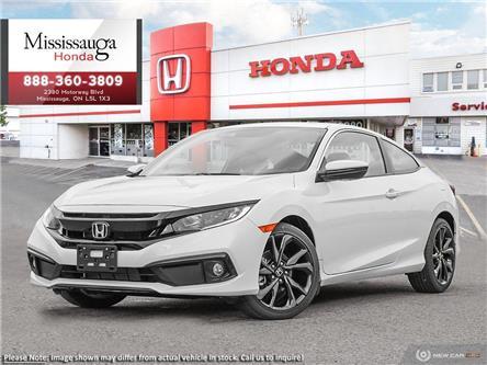2020 Honda Civic Sport (Stk: 328037) in Mississauga - Image 1 of 23