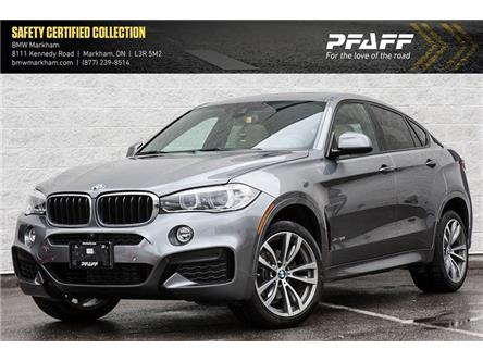 2016 BMW X6 xDrive35i (Stk: O12928) in Markham - Image 1 of 7