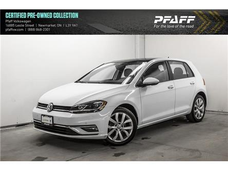 2018 Volkswagen Golf 1.8 TSI Highline (Stk: 19894) in Newmarket - Image 1 of 22