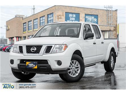 2017 Nissan Frontier SV (Stk: 752236) in Milton - Image 1 of 18