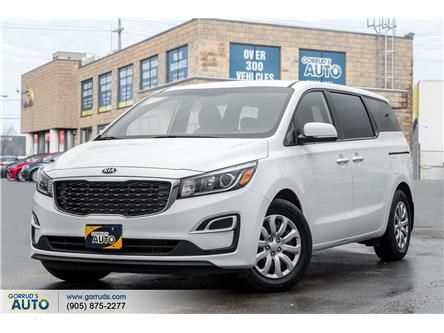 2019 Kia Sedona L (Stk: 482450) in Milton - Image 1 of 18