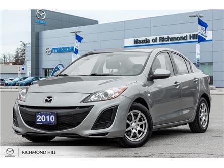 2010 Mazda Mazda3 GS (Stk: 19-468A) in Richmond Hill - Image 1 of 16
