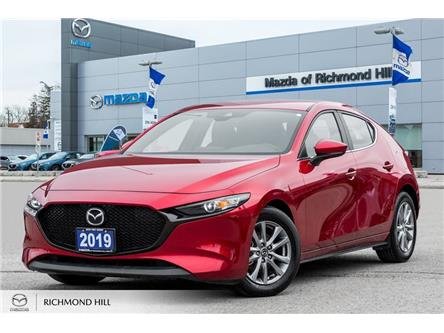 2019 Mazda Mazda3 Sport GS (Stk: P0482) in Richmond Hill - Image 1 of 19