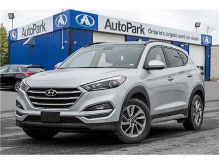 2018 Hyundai Tucson Base 2.0L (Stk: 18-20339R) in Georgetown - Image 1 of 20