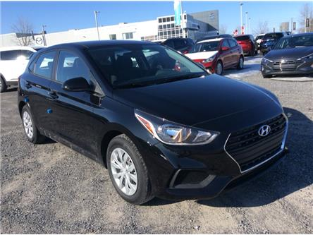 2020 Hyundai Accent Essential w/Comfort Package (Stk: R05770) in Ottawa - Image 1 of 13
