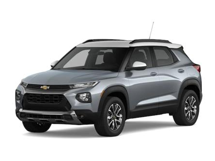 2021 Chevrolet TrailBlazer LT (Stk: F-XNJKVG) in Oshawa - Image 1 of 5