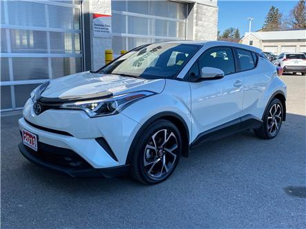 2019 Toyota C-HR Base (Stk: TW098A) in Cobourg - Image 1 of 22