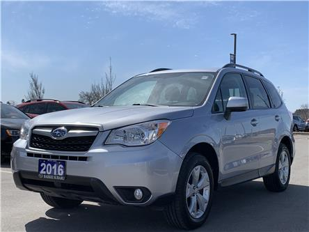 2016 Subaru Forester 2.5i Convenience Package (Stk: 20SB333A) in Innisfil - Image 1 of 6