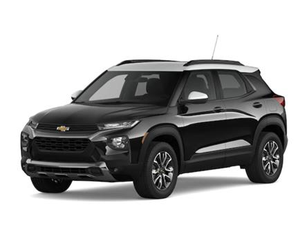 2021 Chevrolet TrailBlazer LT (Stk: F-XNSVBM) in Oshawa - Image 1 of 5