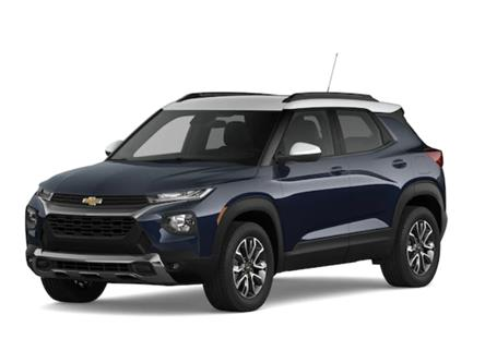 2021 Chevrolet TrailBlazer LT (Stk: F-XQCMTT) in Oshawa - Image 1 of 5