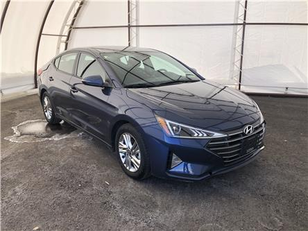 2019 Hyundai Elantra Preferred (Stk: 16715A) in Thunder Bay - Image 1 of 18