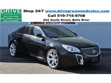2016 Buick Regal GS (Stk: B0001) in Belle River - Image 1 of 30