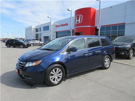 2016 Honda Odyssey EX (Stk: 28120L) in Ottawa - Image 1 of 17