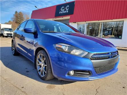 2013 Dodge Dart SXT/Rallye (Stk: ) in Cobourg - Image 1 of 17