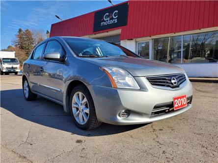 2010 Nissan Sentra 2.0 (Stk: ) in Cobourg - Image 1 of 17