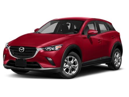 2020 Mazda CX-3 GS (Stk: 203998) in Burlington - Image 1 of 9
