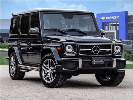 2016 Mercedes-Benz G-Class G 63 AMG® (Stk: 219286A) in Markham - Image 1 of 30