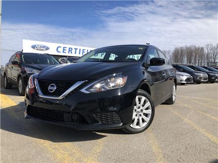 2019 Nissan Sentra 1.8 S (Stk: P9054) in Barrie - Image 1 of 15