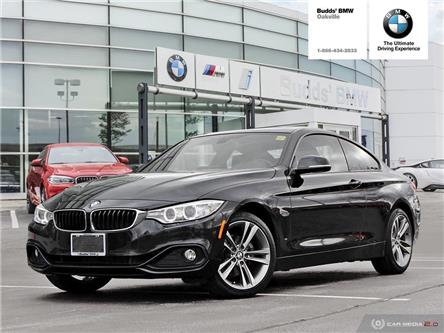 2017 BMW 430i xDrive (Stk: DB5954) in Oakville - Image 1 of 27
