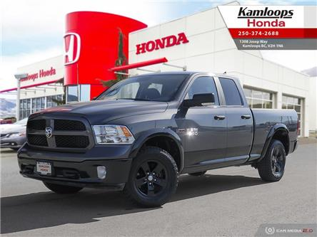 2018 RAM 1500 SLT (Stk: 14838A) in Kamloops - Image 1 of 25