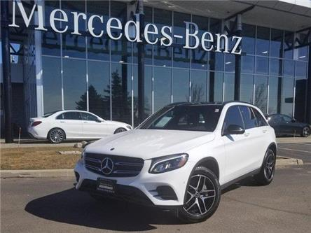 2019 Mercedes-Benz GLC 300 Base (Stk: U3027) in Innisfil - Image 1 of 12