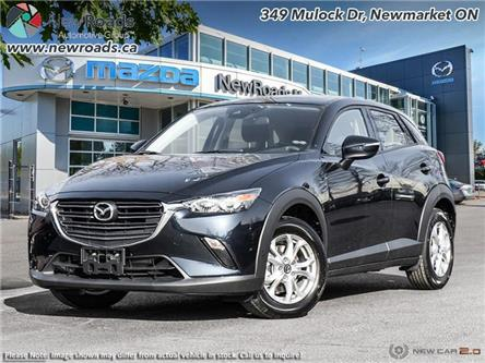 2020 Mazda CX-3 GS (Stk: 41614) in Newmarket - Image 1 of 23