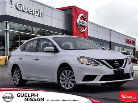 2018 Nissan Sentra  (Stk: UP13805) in Guelph - Image 1 of 28