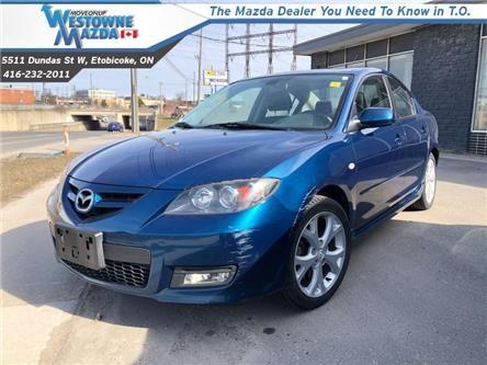 2008 Mazda Mazda3 GT (Stk: 16163A) in Etobicoke - Image 1 of 5