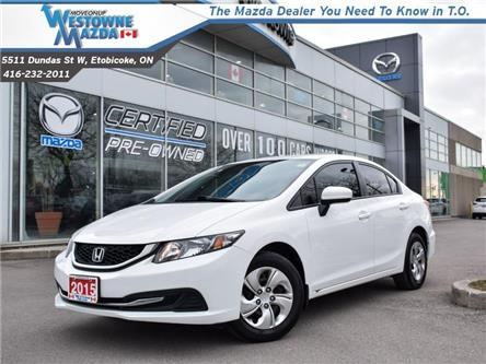 2015 Honda Civic LX (Stk: 16041A) in Etobicoke - Image 1 of 24