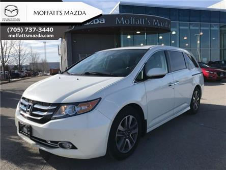 2015 Honda Odyssey Touring (Stk: 27222A) in Barrie - Image 1 of 20
