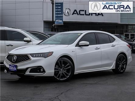 2019 Acura TLX Tech A-Spec (Stk: 4212) in Burlington - Image 1 of 30