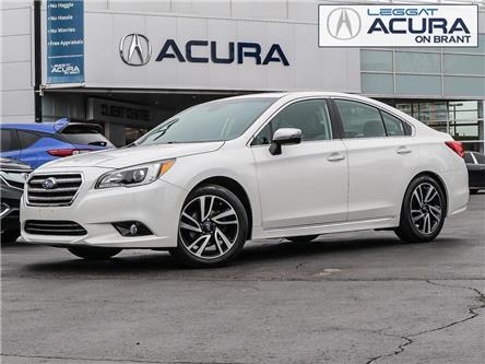2017 Subaru Legacy Sport Technology (Stk: D485B) in Burlington - Image 1 of 26
