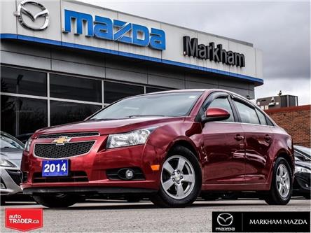 2014 Chevrolet Cruze 2LT (Stk: P1942A) in Markham - Image 1 of 29
