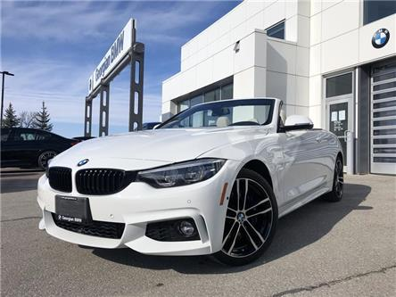2020 BMW 440i xDrive (Stk: P1627) in Barrie - Image 1 of 17