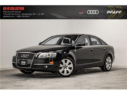 2008 Audi A6 3.2 (Stk: T17362A) in Woodbridge - Image 1 of 22