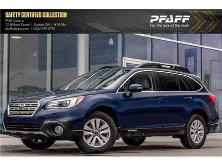 2017 Subaru Outback 2.5i Touring (Stk: SU0188) in Guelph - Image 1 of 21