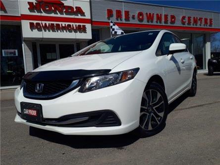 2015 Honda Civic EX (Stk: E-2332) in Brockville - Image 1 of 30