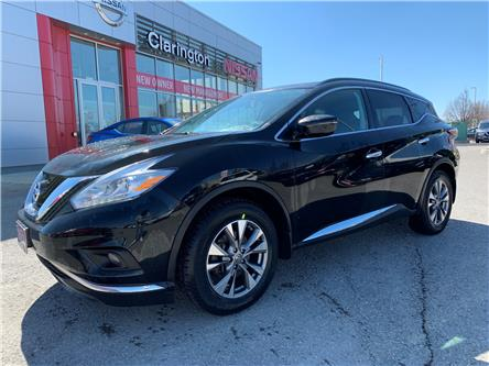 2016 Nissan Murano SV (Stk: GN115472) in Bowmanville - Image 1 of 29