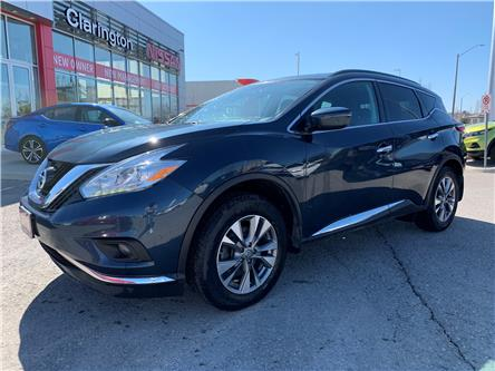 2016 Nissan Murano SV (Stk: GN137956) in Bowmanville - Image 1 of 29