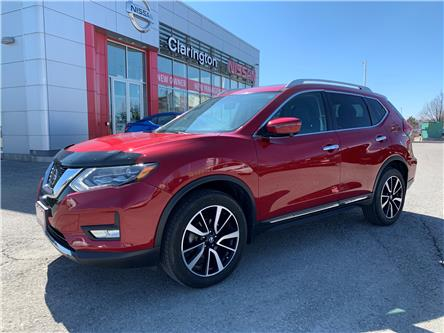 2017 Nissan Rogue SL Platinum (Stk: HC832059) in Bowmanville - Image 1 of 33