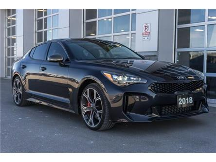 2018 Kia Stinger GT (Stk: 42655AU) in Innisfil - Image 1 of 20