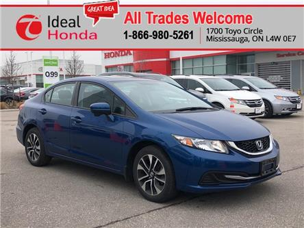 2015 Honda Civic EX (Stk: I200557A) in Mississauga - Image 1 of 13