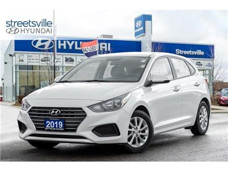 2019 Hyundai Accent  (Stk: P0823) in Mississauga - Image 1 of 18