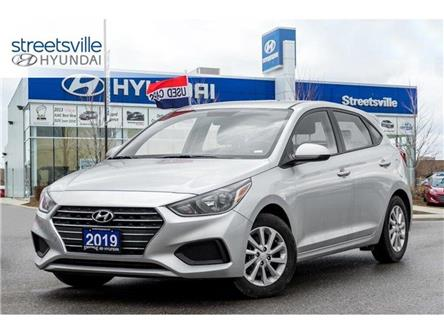 2019 Hyundai Accent  (Stk: P0826) in Mississauga - Image 1 of 18