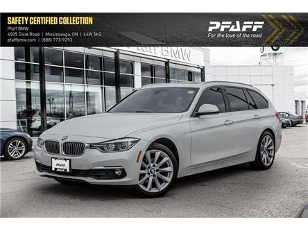 2017 BMW 330i xDrive Touring (Stk: U5733A) in Mississauga - Image 1 of 21
