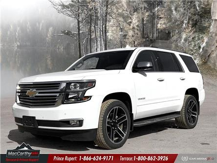 2019 Chevrolet Tahoe Premier (Stk: TKR190576) in Terrace - Image 1 of 14
