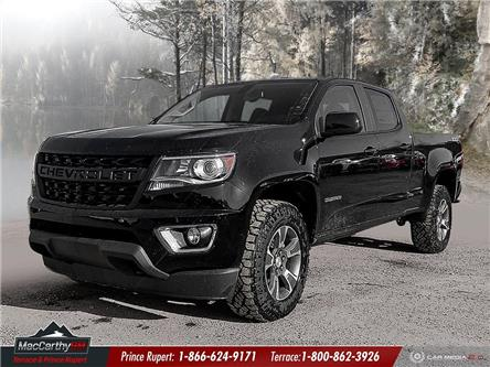 2020 Chevrolet Colorado Z71 (Stk: TL1196782) in Terrace - Image 1 of 13