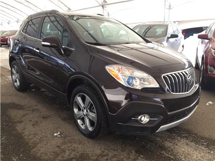 2014 Buick Encore Convenience (Stk: 128559) in AIRDRIE - Image 1 of 33